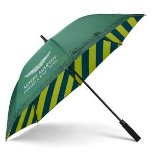 Aston Martin F1 Team Golf Umbrella Green