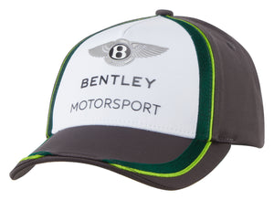 Bentley Motorsport 2020 Adult Team Cap Gray/White