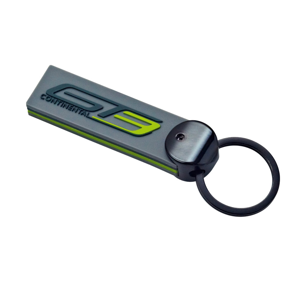 Bentley Motorsport GT3 Keyring Green