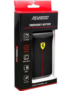 Ferrari Emergency Battery Black