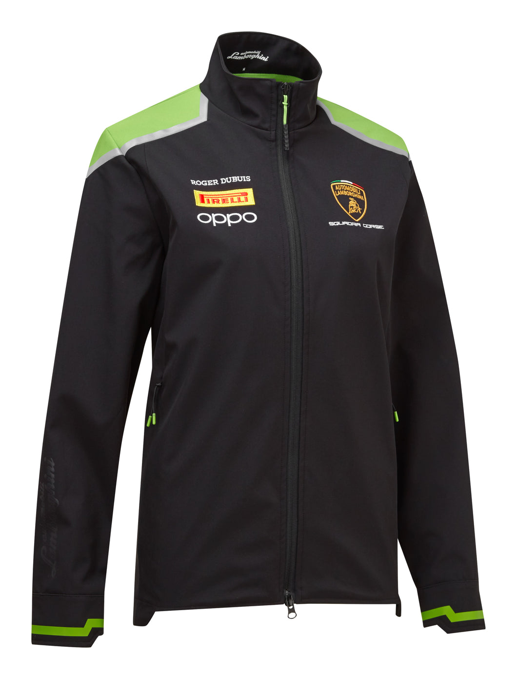Lamborghini 2020 Squadra Corse Women's Team Softshell Black