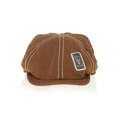 Maserati Men's Coppola Hat Light Brown