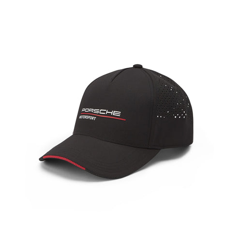 Porsche Motorsport Hat in Black