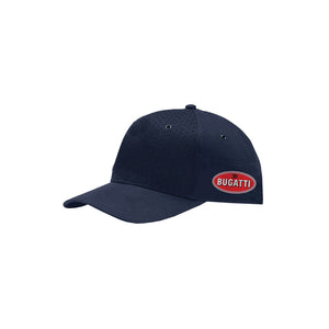 Bugatti Adult Textured Hat Blue