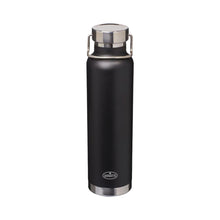 "Load image into Gallery viewer, Bugatti ""EB""/Macaron Stainless Steel Water Bottle Black"
