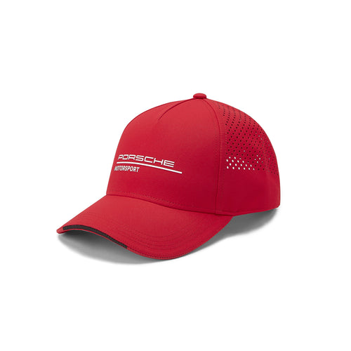 Porsche Motorsport Hat in Red