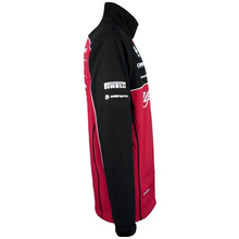 Load image into Gallery viewer, Alfa Romeo Racing 2020 Men's Team Softshell Jacket Red/Black