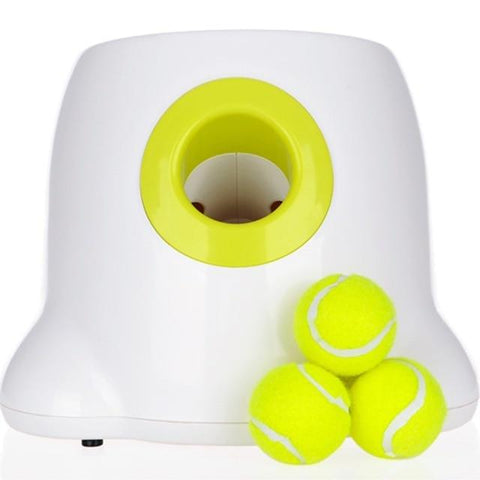 Dog pet toys Tennis Launcher Automatic throwing machine