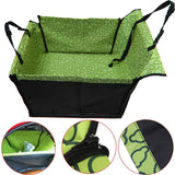 Pet Dog Cat Car Rear Back Seat Carrier Cover Pet Dog