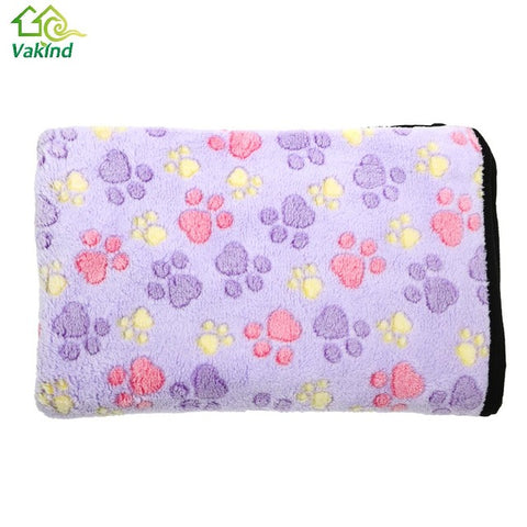 3 Colors Warm Dog Bed Mat Cover Dogs Cats