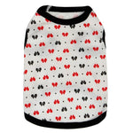 dog clothing clothes summer shirt Vest Wear