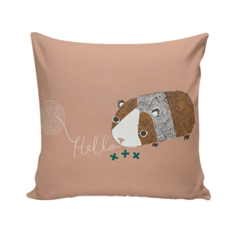 Hello Dog Fashion Sofa Bed Home Decoration Festival Pillow Case Cushion Cover
