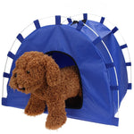 Portable Folding Dog House For Large Dogs Dog House Tent Cat Bed Puppy House Travel Outdoor Pet Product