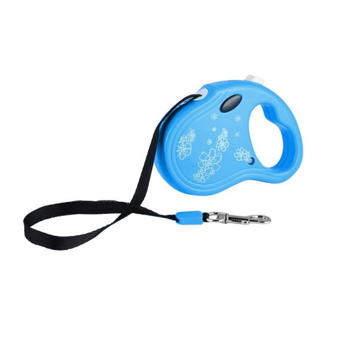 3M Retractable Dog Leash Extending Puppy Dog Collars Leads Automatic Extending