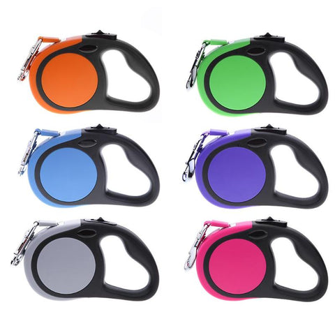 5M Automatic Retractable Dog Leashes