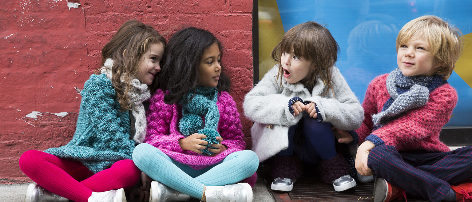 About Mademoiselle à Soho - kids clothing quality brand