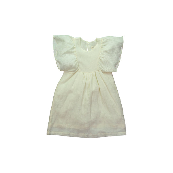 Renee Dress - Crepe Nature