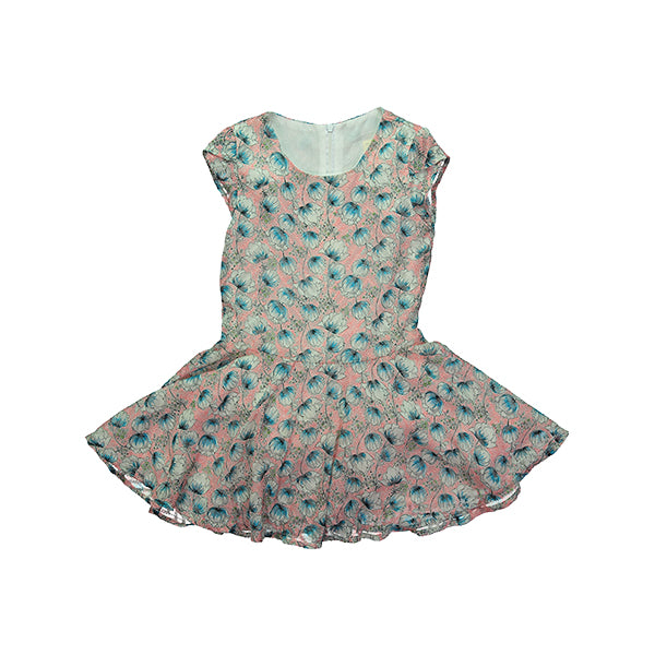 Duo Dress - Flower prints