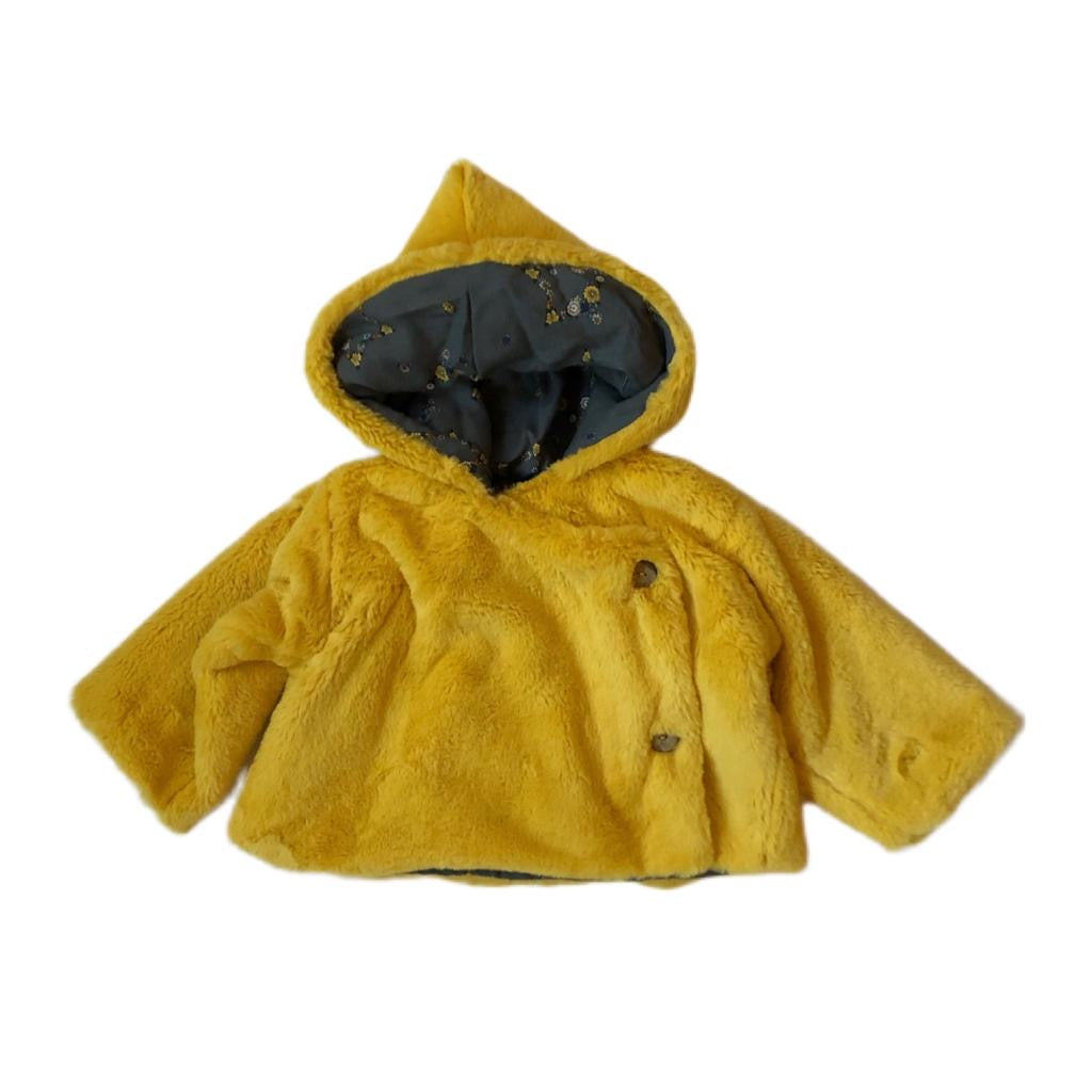 CHAPERON COAT - Yellow