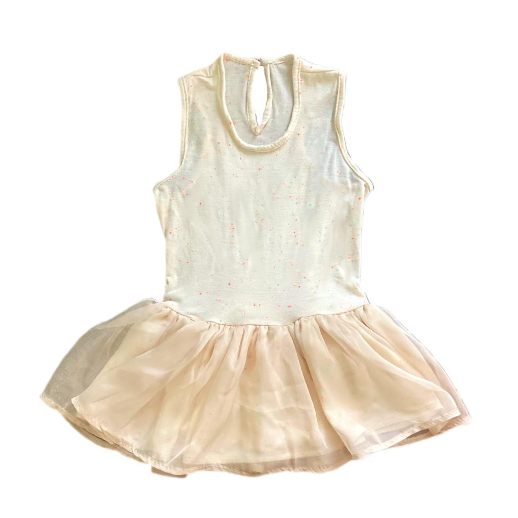 BALLERINA DRESS - Natural