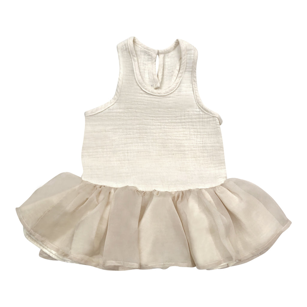 BALLERINA DRESS - Off White