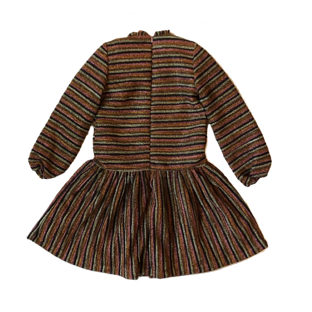 DUO DRESS - Shiny Stripes