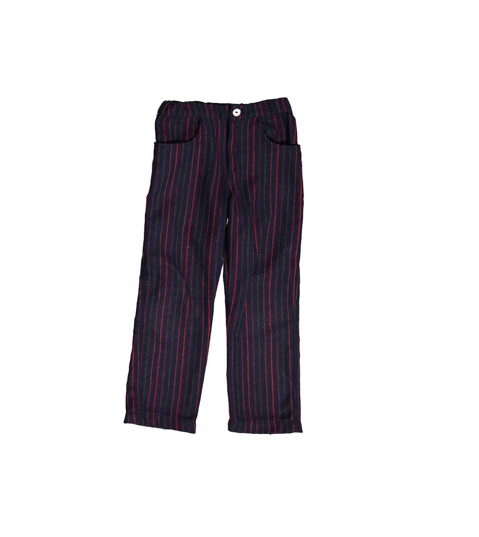 Titi Pants - Stripes Red
