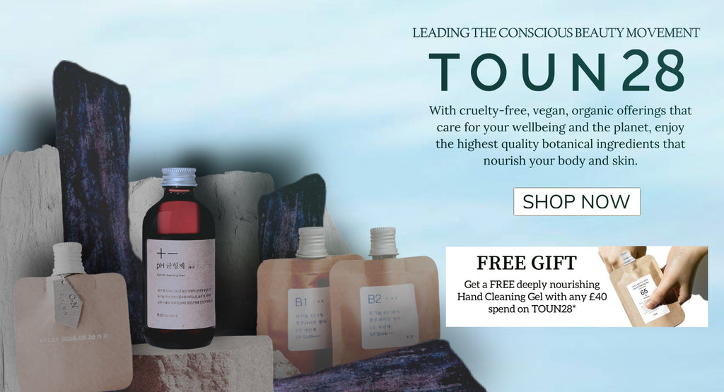 Shop TOUN28 - leading the way in the conscious beauty movement. With cruelty-free, vegan, organic offerings that care for your wellbeing and the planet, enjoy the highest quality botanical ingredients that nourish your body and skin.