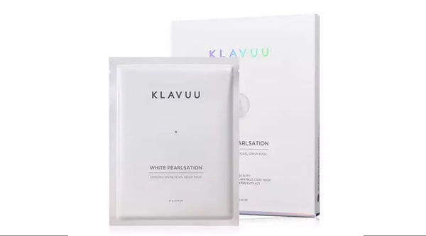 KLAVUU - White Pearlsation Enriched Divine Pearl Serum Mask