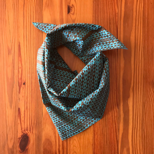 2' Square Silk Scarf