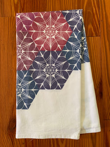 Hand Block Printed Tea Towel