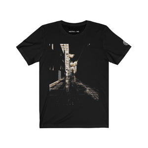 ONE WAY Unisex Jersey Short Sleeve T-Shirt - nistka + me