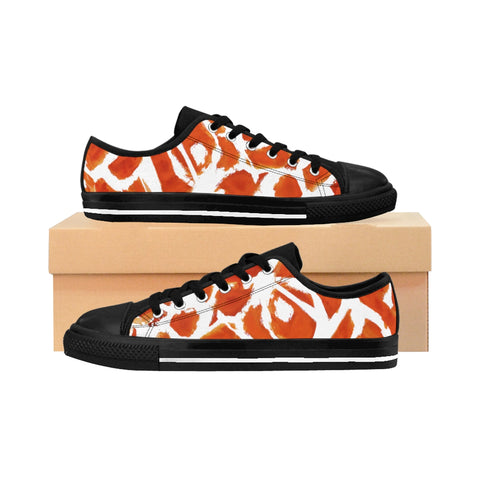ORANGE GROOVE Women's Sneakers - nistka + me