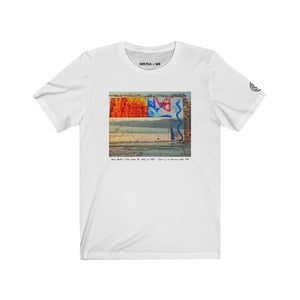 OCEAN BOARDS Unisex Jersey Short Sleeve T-Shirt - nistka + me