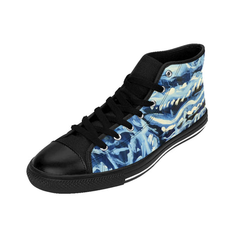 ZEPHYR Women's High-top Sneakers - nistka + me
