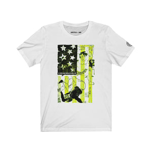 SUMO Unisex Jersey Short Sleeve T-Shirt - nistka + me