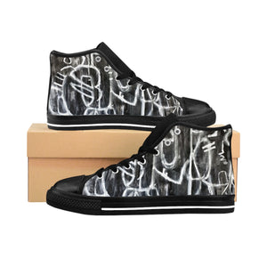 ULYSSES Men's High-top Sneakers - nistka + me