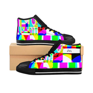DECO Women's High-top Sneakers - nistka + me