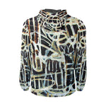 MODULE All Over Print Hooded Windbreaker - nistka + me