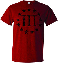 Load image into Gallery viewer, Betsy Ross Stars T-Shirt