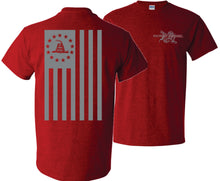 Load image into Gallery viewer, Betsy Ross Flag T-Shirt