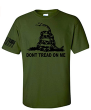 Load image into Gallery viewer, Don't Tread On Me Original T-Shirt