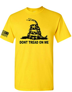 Don't Tread On Me Original T-Shirt