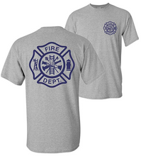 Load image into Gallery viewer, Firefighter T-Shirt Maltese Cross