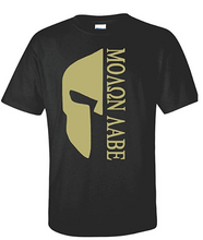 Load image into Gallery viewer, Molon Labe Half Mask T-Shirt