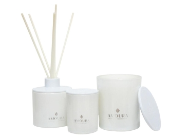 Tahitian Vanilla Candle & Diffuser - Asst sizes