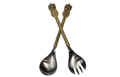 Pineapple Salad Servers