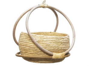 Rattan Hanging Basket - 2 sizes
