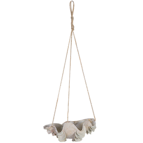 Shell Hanging Planter- 3 styles