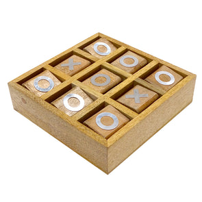 Tic Tac Toe Timber Game - 2 Styles